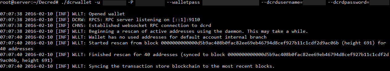 decred-wallet